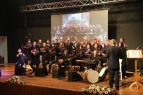 TÜRK HALK MÜZİĞİ - Sapanca'da Türk Halk Müziği Konserine Büyük İlgi