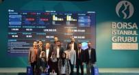 SAÜ İSEFAM Ekibinden Borsa İstanbul Ve Takasbank'a Ziyaret