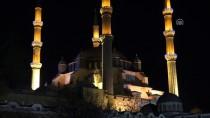 SELIMIYE - Selimiye'de Miraç Kandili