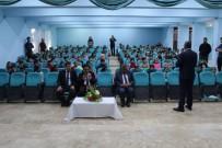 SAĞLIK SİGORTASI - SGK'dan Öğrencilere 'Sosyal Güvenlik Bilinci' Eğitimi