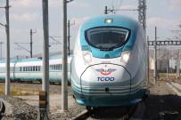 DEMİRYOLLARI - TCDD'den On Adet Yüksek Hızlı Tren Sözleşmesi
