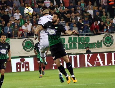 Teleset Mobilya Akhisarspor 0 - 3 Beşiktaş