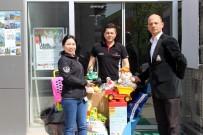 İSMAİL KARAKULLUKÇU - Toyota Boshoku Çalışanlarından Çocuklara Oyuncak