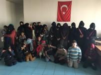 Trabzon'da Suriyeli Dilenci Operasyonu
