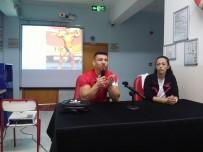 DOPING - Türkiye Şampiyonu Denizcilerle Buluştu