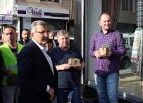 Zeytinburnu'nu Fesleğen Kokusu Sardı