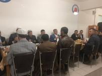 Ziyaretlilerden Derya Yemeğinde Dua