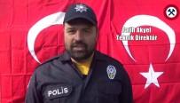 Zonguldak Kömürspor'dan Polislere Anlamlı Klip