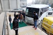ASKERİ ÖĞRENCİ - Zonguldak Merkezli FETÖ/PDY Operasyonunda 21 Şüpheli Adliyeye Sevk Edildi