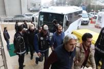 Zonguldak'taki FETÖ/PDY Operasyonunda 9 Tutuklama