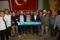 Akyazı Belediyesi Miraç Kandili Özel Programına Yoğun İlgi