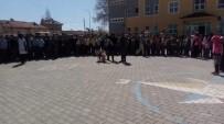 Aslanapa Ortaokulu'nda Yangın Tatbikatı