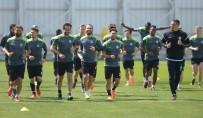 KAYACıK - Atiker Konyaspor, Antalyaspor Maçına Hazır
