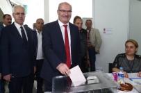 ANKARA TİCARET ODASI - ATO Seçimleri Başladı