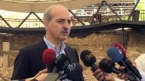 Bakan Kurtulmuş'tan Suriye Açıklaması