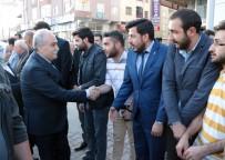 Bakanlar Fakıbaba Ve Tüfenkci'den AK Parti İl Başkanlığına Ziyaret