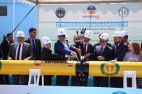 İSMAİL TAMER - Başkan Çelik, Tomarza'da Doğal Gaz Temel Atma Törenine Katıldı