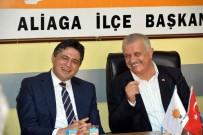 SERKAN ACAR - Başkan Serkan Acar'dan AK Parti'ye Ziyaret