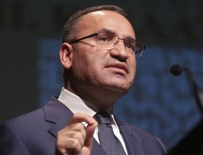 Bozdağ: Suriye operasyonunda İncirlik üssü kullanılmadı!