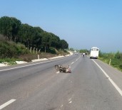 Çanakkale'de Kaza Açıklaması 1 Yaralı
