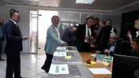 HÜSEYIN ARSLAN - Çaycuma TSO'da Görev Dağılımı Yapıldı