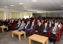 REIS BEY - Çorum'da 'Necip Fazıl Ve Beklenen Gençlik' Konferansı