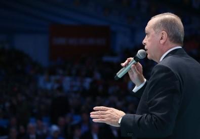 Cumhurbaşkanı Erdoğan: İstedikleri kadar kur silahı kullansınlar