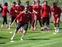 SERKAN KURTULUŞ - Elazığspor'da Adana Demirspor Maçı Hazırlıkları Tamamlandı