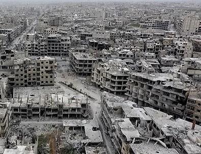 Esad, Doğu Guta'yı ele geçirdi