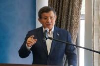 AHMET DAVUTOĞLU - Eski Başbakan Davutoğlu Açıklaması 'Kimse Kimyasal Silah Kullanımını Mazur Gösteremez'