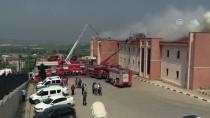 YÜKSEK İHTISAS EĞITIM VE ARAŞTıRMA HASTANESI - GÜNCELLEME 2 - Bursa'da Hastanede Yangın