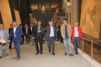 MOZAİK MÜZESİ - Hatay Arkeoloji Müzesi Dünyanın En Büyük Mozaik Müzesi Olma Yolunda İlerliyor