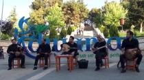 TAHRAN - İranlı Sanatçılardan Adıyaman'da 'Sokak' Konseri