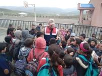 Jandarma'da 'Çocuklarımız Güvende' Uygulaması