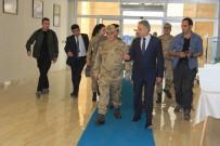 JANDARMA GENEL KOMUTANI - Jandarma Genel Komutanı Çetin Hakkari'de