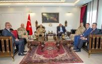 JANDARMA GENEL KOMUTANI - Jandarma Genel Komutanı Orgeneral Arif Çetin Van'da