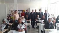 Kaymakam Güldoğan'dan Okuma Yazma Kursuna Ziyaret