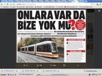YÜKSEK HıZLı TREN - Kayseri İle Eskişehir Arasında Twitter Atışması
