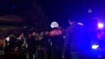 HASANDEDE - Konya'da Düğünde Gerginlik