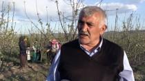 GEÇİM SIKINTISI - Köylüler Sınırları Kaldırıp 'Güç Birliği' Yaptı