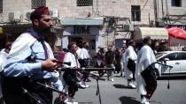 SELAHADDIN - Kudüs Sokaklarında Miraç Kandili Coşkusu