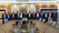 RAMAZAN ÖZCAN - Malatya Ticaret Borsasında Yönetim Belirlendi