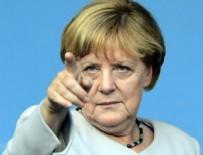 ANGELA MERKEL - Merkel'den ilk açıklama: Destekliyoruz!