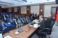Mersin'de Afet Müdahale Masabaşı Tatbikatı
