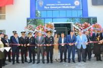 Osmaneli İlçe Emniyet Müdürlüğü Yeni Binası Törenle Hizmete Girdi