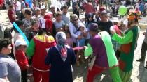 OSMANIYE VALISI - Osmaniye Belediyesi Geleneksel Çocuk Oyunları Festivali Başladı