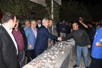 ÜMMET - Osmaniye Belediyesi Miraç Kandili'nde Camilerde Helva İkram Etti