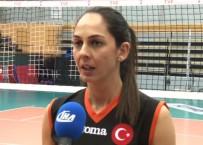 ECZACıBAŞı - Güldeniz Önal Açıklaması 'CEV Kupası'nı Hak Ettik'