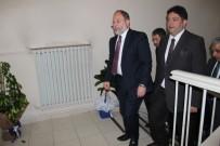 RECEP AKDAĞ - Prof. Dr. Akdağ'dan Hakan Oral'a Hayırlı Olsun Ziyareti