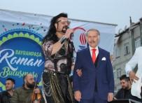 ŞARKICI - Roman Vatandaşlar Bayrampaşa'da Buluştu